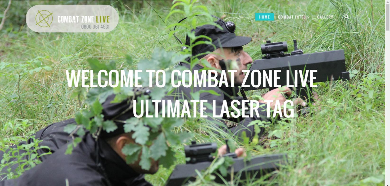Combat Zone Live