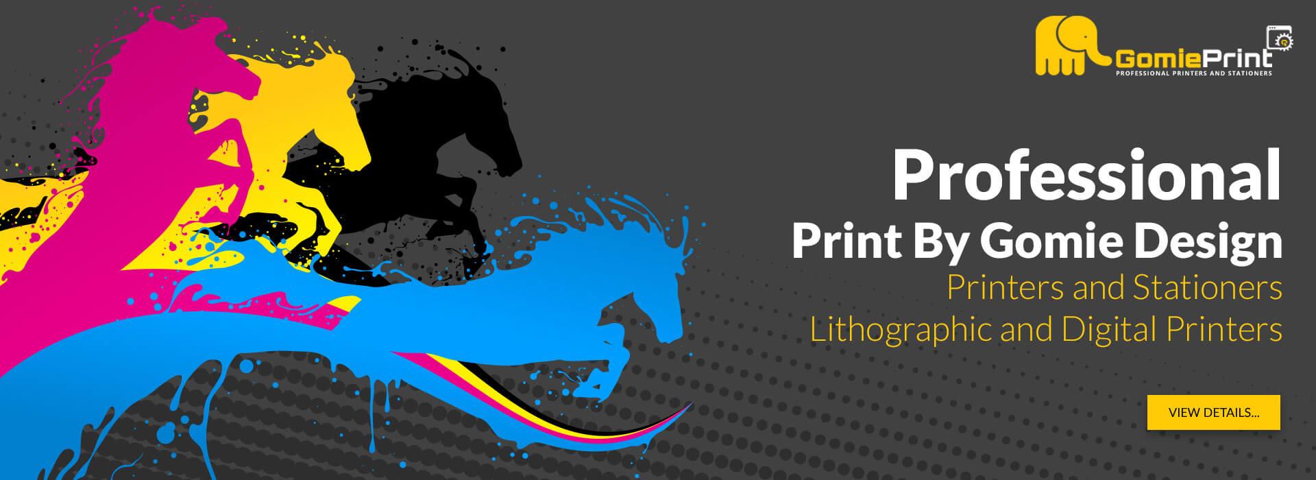 Gomie Print
